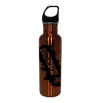 TNT Media Group Anaheim Ducks Water Bottle