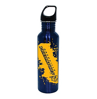 TNT Media Group Nashville Predators Water Bottle