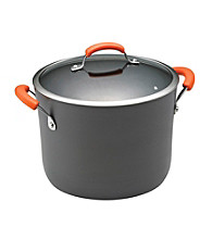 Rachael Ray® Hard-Anodized II Cookware 10-qt. Covered Stockpot