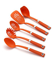Rachael Ray® Orange 5-pc. Kitchen Tool Set