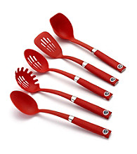 Rachael Ray® Red 5-pc. Kitchen Tool Set