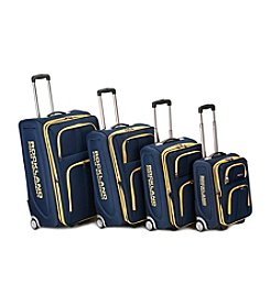 Rockland 4-pc. Varsity Polo Equipment Luggage Set