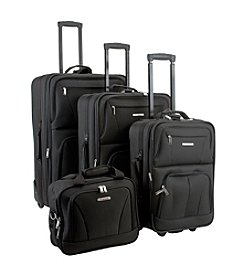 Rockland 4-pc. Luggage Set