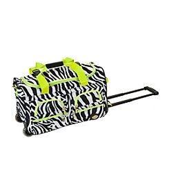 Rockland Lime Zebra 22