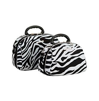 Luca Vergani® Zebra 2-pc. Cosmetic Set