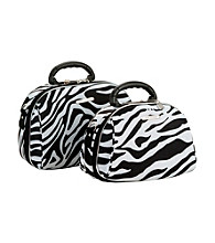 Luca Vergani® Zebra 2-pc. Cosmetic Set