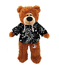 MLB® Chicago White Sox Plush Bear Splatter Pattern
