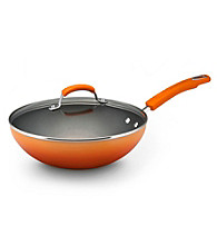 Rachael Ray® Two-Tone Orange Hard Enamel 11