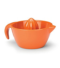 Rachael Ray® Orange Stoneware Juicer