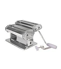"Weston Roma Stainless Steel 6"" Manual Pasta Machine"