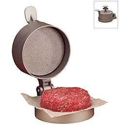 Weston Nonstick Single Hamburger Press