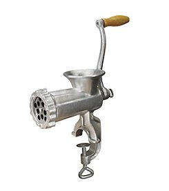 Weston #10 Tinned Manual Meat Grinder