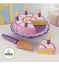 KidKraft Birthday Cake Set