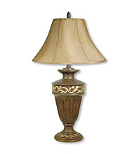 Ore International™ Filigree Table Lamp