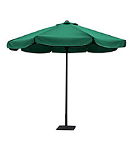 W. Designs 8' Round Dark Green Patio Umbrella
