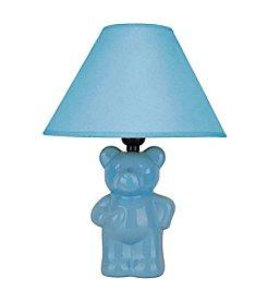 Ore International™ Ceramic Teddy Bear Lamp