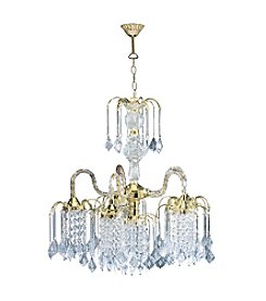 Ore International™ Classic Gold Chandelier