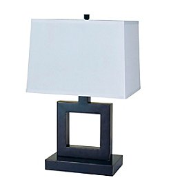 Ore International™ Square Table Lamp