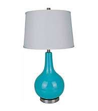 Ore International™ Ceramic Table Lamp
