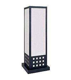 Ore International™  Square Accent Lamp