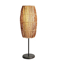 Ore International™ Rattan Table Lamp