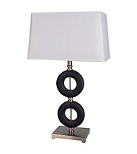 Ore International™ Circles Table Lamp
