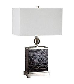 Ore International™ Animal Print Table Lamp