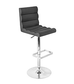 Lumisource® Autoo Black Bar Stool