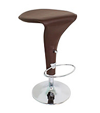 Lumisource® Coffee Poise Bar Stool