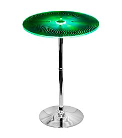 Lumisource® SPYRA Color Changing LED Pub Table