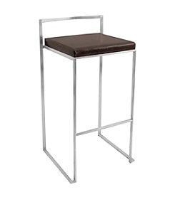 Lumisource® Fuji Stacker Bar Stool