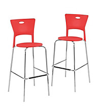 Lumisource® Pair of Mimi Bar Stools