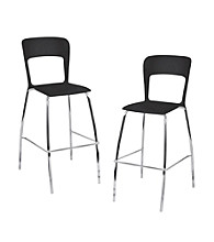 Lumisource® Pair of Tone Bar Stools