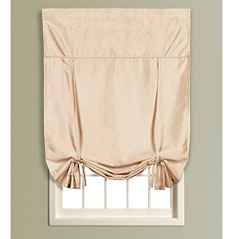 "Anna 40x63"" Tie-Up Shade by United Curtain Co."