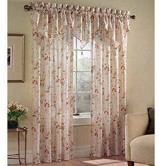 Chantelle Window Treatments by United Curtain Co.