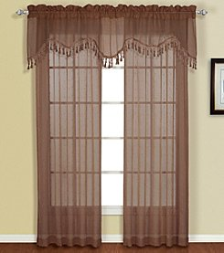 Isabella Window Treatments by United Curtain Co.