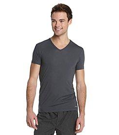Calvin Klein Men's Mink Modal Vneck Undershirt