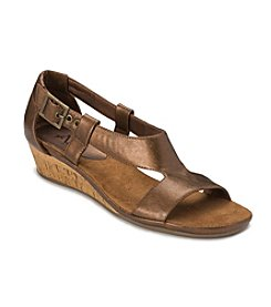 "A2® by Aerosoles ""Crown Chewls"" Wedge Sandals"