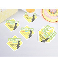Lillian Rose® Set of 12 Baby Shower Coasters