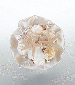 Lillian Rose® Coastal Sea Shell Bouquet