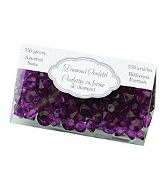 Lillian Rose® Diamond Confetti - Black