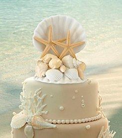 Lillian Rose® Coastal Cake Top