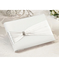 Lillian Rose® Rhinestone Guest Book