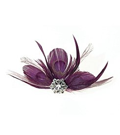 Lillian Rose® Feather Hair Clip