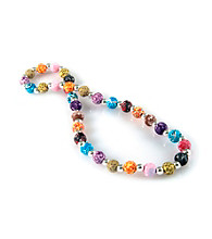 Viva Beads® Festival 8mm Classic Clay Bead Necklace