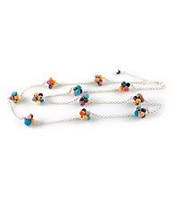 Viva Beads® Festival Cluster Chain Necklace