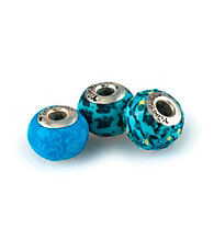 Viva Beads® Blue Brook 3-Pack Signature Loose Beads
