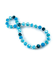 Viva Beads® Blue Brook 12mm Chunky Clay Bead Necklace