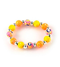 Viva Beads® Diva 8mm Classic Stretch Bracelet - Sunshine