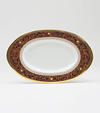Noritake Xavier Gold Butter/Relish Tray